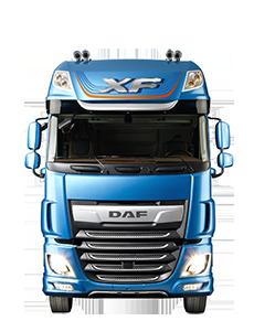 DAF-XF-Lineup